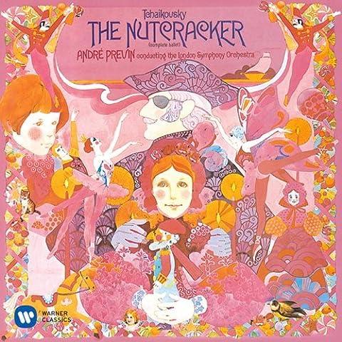 Tchaikovsky: Nutcracker by Andre Previn (2014-06-18)