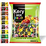 Kery Mix Fruit Candy (Birthday Pack of 2) 480g [Assorted 9 Chocolate Flavours Mango, Orange, Pan, Cola, Imli Toffee]