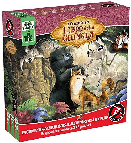 TOYLAND Red Glove 50920el Libro de la Selva