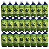 ForeverFit Aloe Vera Trinkgel, 24 x 1000ml #30244 | 100% Barbadensis Miller Blattgel UNVERDÜNNT | KEIN SAFT. KEIN Konzentrat | OHNE künstliche Vitamine | Acemannan bis 1200mg/Liter.