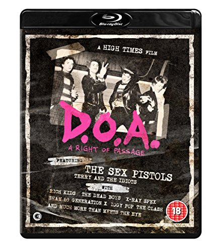 Preisvergleich Produktbild DOA: Rites of Passage (Dual Format Edition) [Blu-ray]
