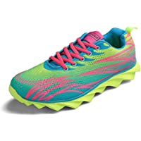 Womens Trainers Gym Walking Trainers Ladies Fitness Lightweight Sports Running Shoes