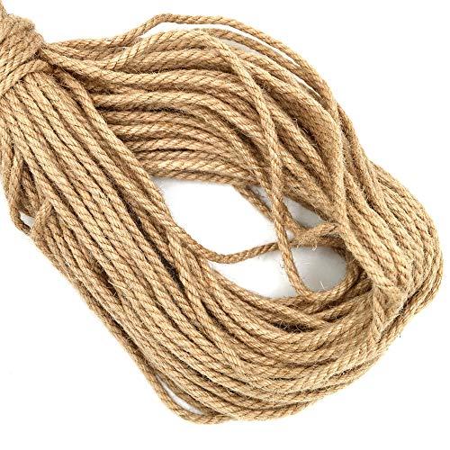 Cuerda de yute de 5 mm