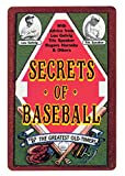 Secrets of Baseball Told by Big League Players