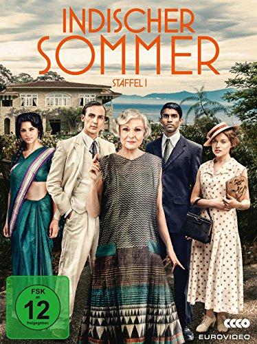 Indischer Sommer - Staffel 1 im Digipack mit Schuber (4 DVDs)