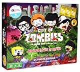 Image for board game City of Zombies Maths Board Game - The Ultimate Edition