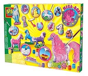 SES 01159 - Großes Pferde Gipsgießset