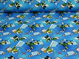 Disney Jersey Micky, Donald, Goofy, Öko-Tex Standard 100,