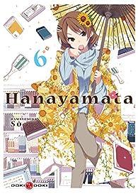 Hanayamata, tome 6 par Hamayumiba