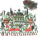 Navigatee Toy Soldiers Sets 519pcs - Kit de Soldados de Toy Militar,...