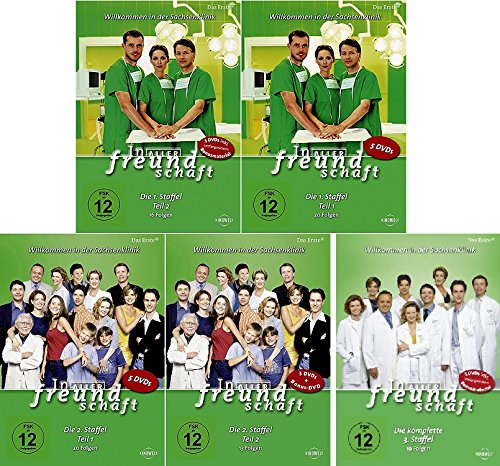 Staffel 1-3 (24 DVDs)
