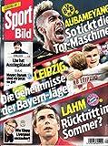 Sport Bild 45 2016 Aubameyang Lahm Zeitschrift Magazin Einzelheft Heft Fussball Bundesliga