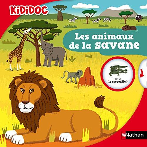 Les animaux de la savane (15) par Valérie Guidoux