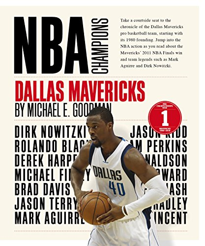 Dallas Mavericks (NBA Champions) por Michael E. Goodman