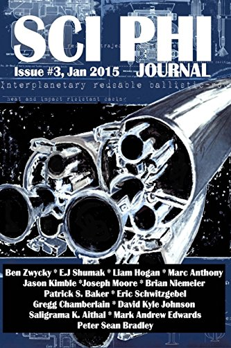 Sci Phi Journal #3, January 2015: The Journal of Science Fiction and Philosophy: Volume 3