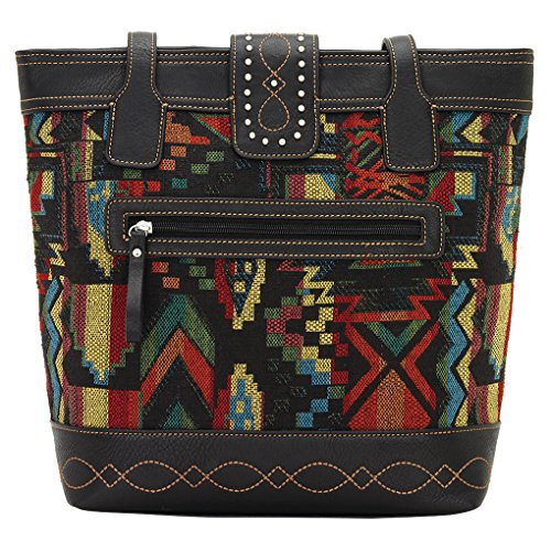 Banadana From American West  Êtop-handle Bags, Sac femme multicolore