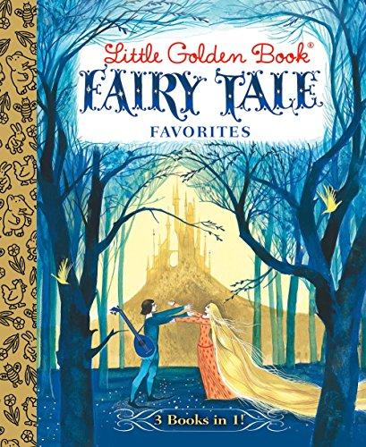 Fairy Tale Favorites (Little Golden Book Favorites)