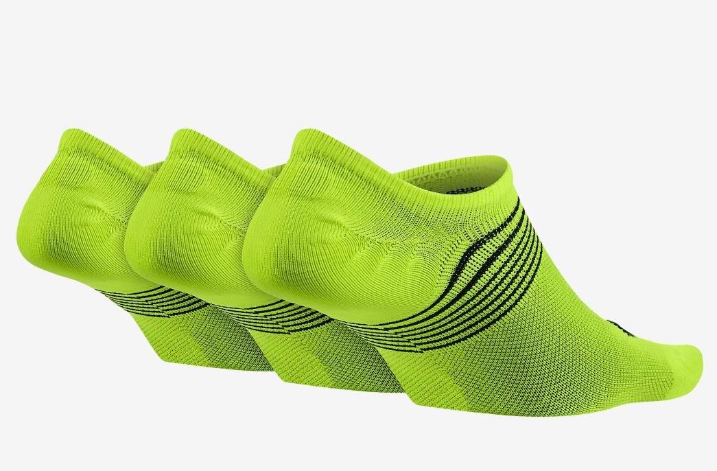 61n%2BRLNI2kL - Nike Women's 3-Pack Lightweight Training Socks