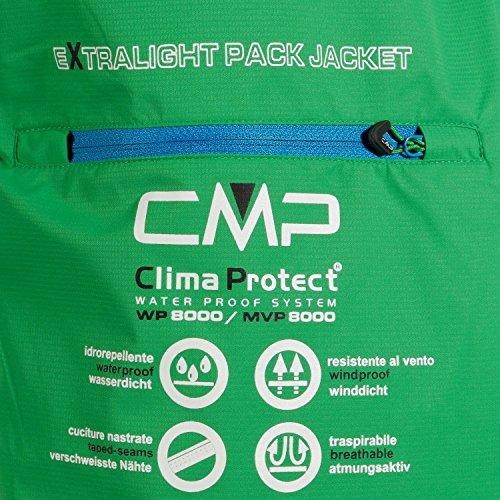 CMP Herren 3z63347 Funktionsjacke Blau