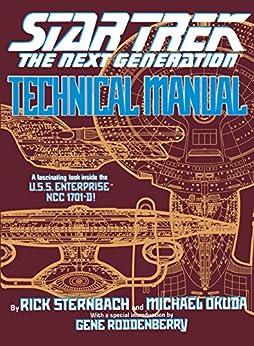 Technical Manual (Star Trek: The Next Generation) (English Edition) von [Sternbach, Rick, Okuda, Michael]