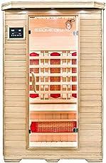 Home Deluxe | Infrarotkabine | Redsun M, inkl. vielen Extras und komplettem Zubehör | verschiedene Varianten