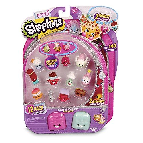 Shopkins 70570311 - Season 5 Puppe, 12 Pack