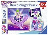 Ravensburger Kinderpuzzle 08027 My Little Pony Abenteuer mit den Ponys Kinderpuzzle
