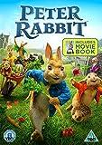 Peter Rabbit [DVD + Book] [2018]