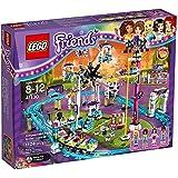LEGO Friends - Parque de atracciones, montaña rusa (6136485)