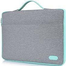 "ProCase 13 - 13.5 pulgadas bolsa protectora con manga de la cubierta para Surface Book, Macbook Pro Air, Ultrabook Notebook Bolsa de viaje para 12"" 13"" Lenovo Dell Toshiba HP ASUS Acer Chromebook(Gris Claro)"