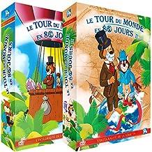 Le Tour du Monde en 80 jours - Intégrale - 2 Coffrets