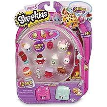 Shopkins - Serie 5 blister con 12 figuras (Giochi Preziosi HPK42010)