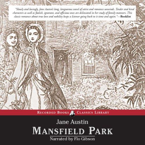 Mansfield Park  Audiolibri