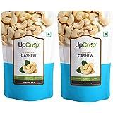 UpCrop Popular W450 Cashew Pouch, 2 x 400 g