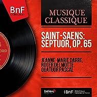 Saint-Saëns: Septuor, Op. 65 (Mono Version)