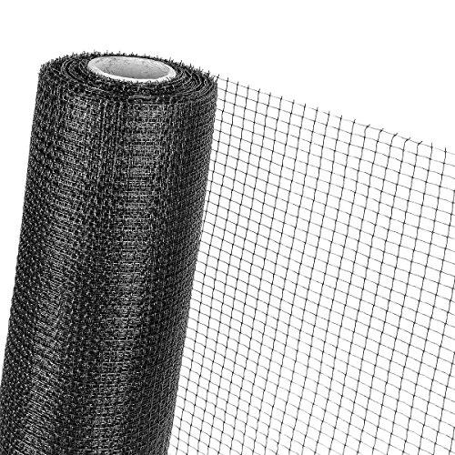 200m² FILET DE PROTECTION CONTRE LES TAUPINS, 2mx100m, L'objet stabilisé par UV est très résistant à la déchirure