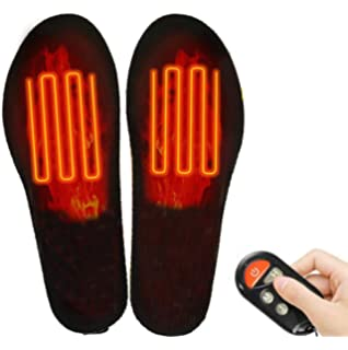 USB Beheizbare Einlegesohlen Elektrische Heizungssohle Schuhsohlen Thermosohlen