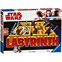 Ravensburger Star Wars Labyrinth - The Last Jedi - The Moving Maze Game