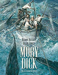 Moby Dick - The Illustrated Novel