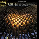 BRITTEN: A BOY WAS BORN / Corydon Singers, Westminster Cathedral Choir, Best