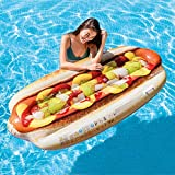 Comprar Intex 58771EU - Hinchable con forma de Hot Dog y asas, Multicolor