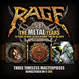 Rage: The Metal Years (6cd Box) (Audio CD)