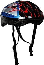 Starlit, Flame Helmet,Blue