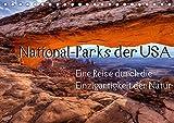 National-Parks der USA (Tischkalender 2017 DIN A5 quer): Eine Reise durch die Einzigartigkeit der National-Parks der USA. Eine Auswahl von 12 ... (Monatskalender, 14 Seiten ) (CALVENDO Natur)