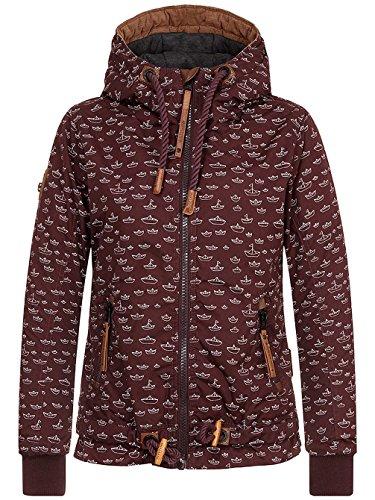 Naketano Damen Jacke Gleitgelzeit Jacket