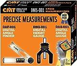 Promo Pack Misuratori Digitali 3 Pezzi CMT DAG DHG DAF DMS-001