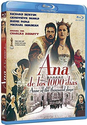 Königin für tausend Tage / Anne of the Thousand Days (1969) ( ) (Blu-Ray)