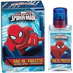 Générique - Eau de Toilette Marvel Spiderman 30ml - Cadeau Parfum Vaporisateur Enfant - 058