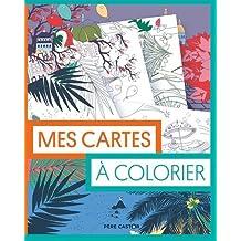 Mes cartes à colorier : Les pochettes du Père Castor