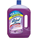 Lizol Disinfectant Surface & Floor Cleaner Liquid, Lavender - 2 L | Kills 99.9% Germs